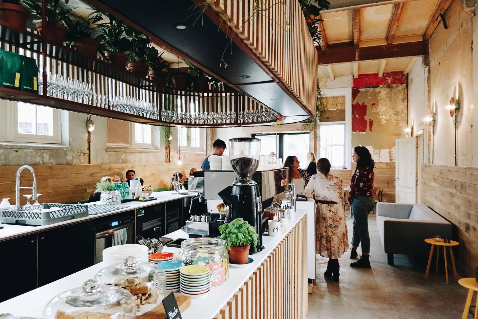 Vakwerkhuis Cafe